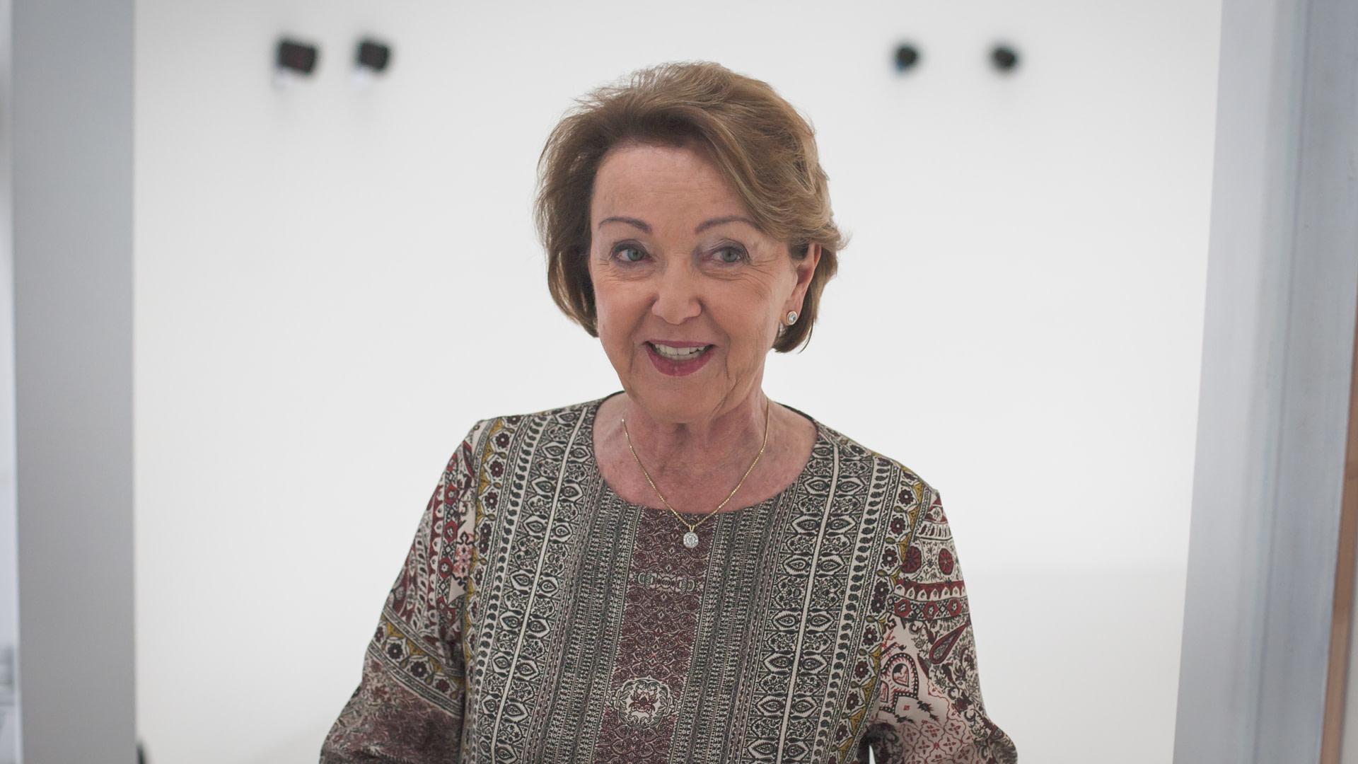 Eva Umlauf at Volucap
