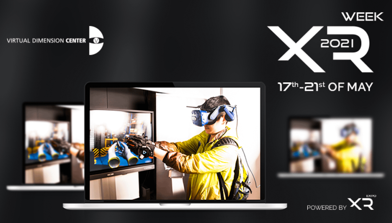 Banner for the XR Week 2021